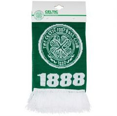 Official Celtic FC Scarf